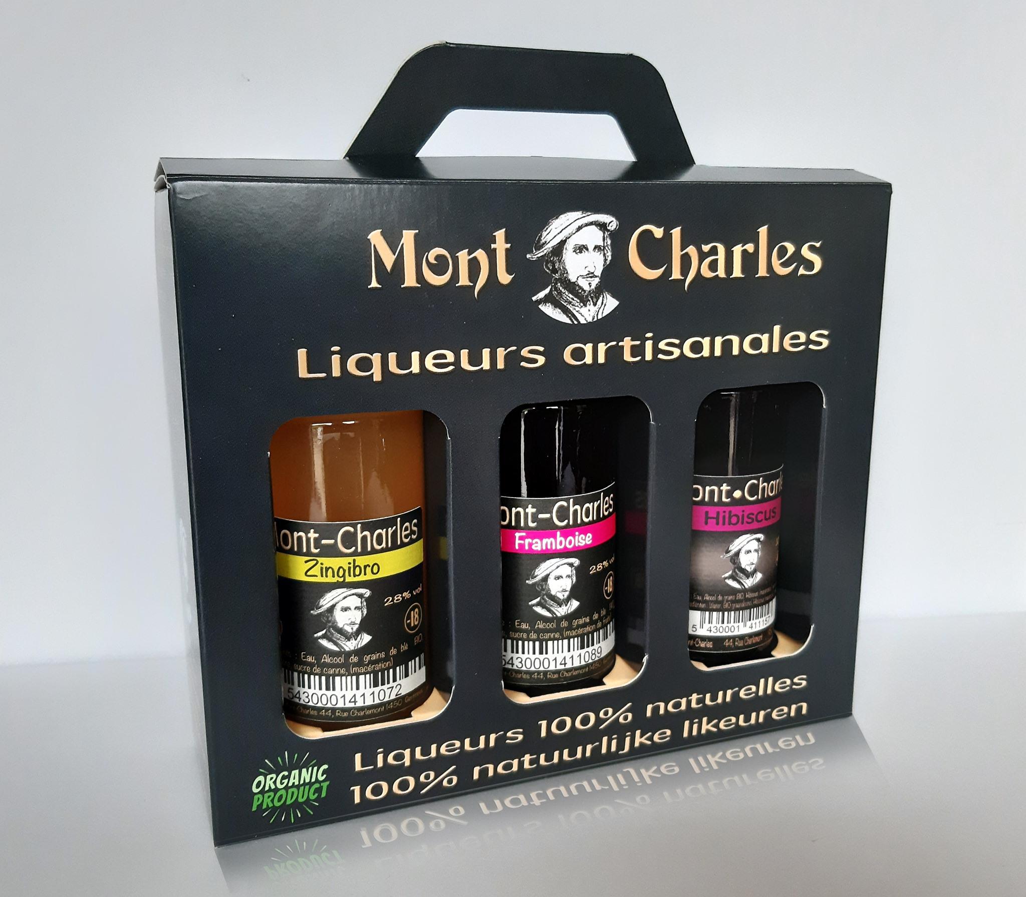 Liqueur Mont-Charles